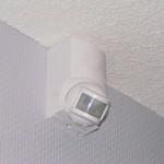 Dimelec installation détecteur éclairage automatique