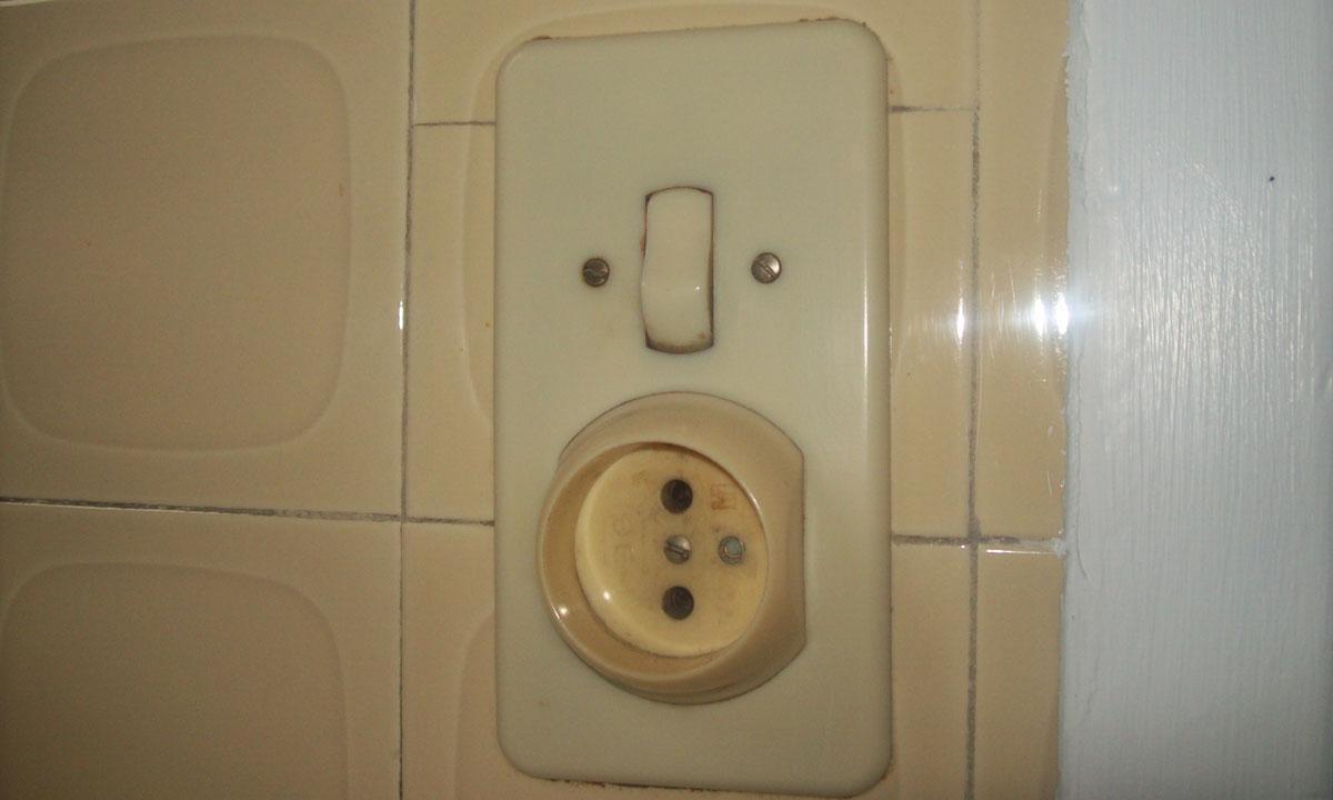 Dimelec interrupteur hors service