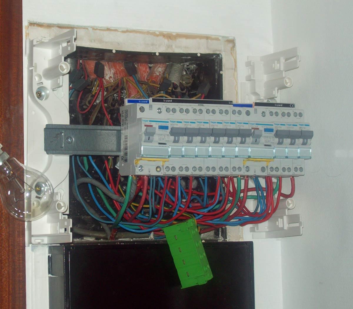 passage aux normes d u0026 39 un tableau  u00e9lectrique - dimelec  u00c9lectricit u00e9 g u00e9n u00e9rale