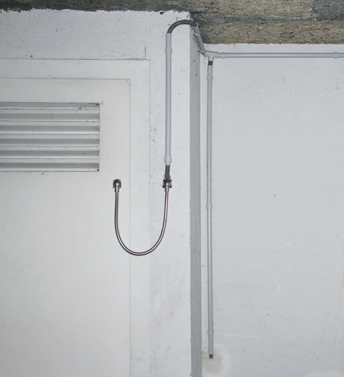 Dimelec installation électrique contrôle accès vigik local poubelle gaines électriques Bordeaux