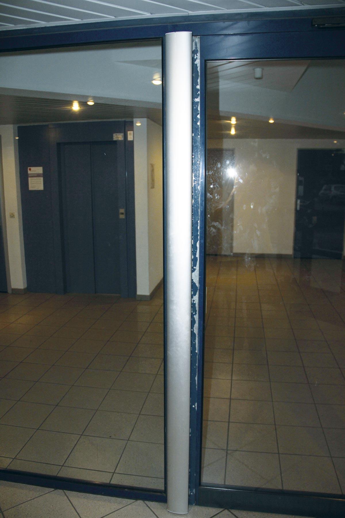 Dimelec installation électrique contrôle accès vigik porte ventouses électriques porte entrée immeuble résidence Bordeaux