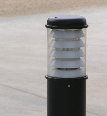 Réparation de bornes et lampadaires