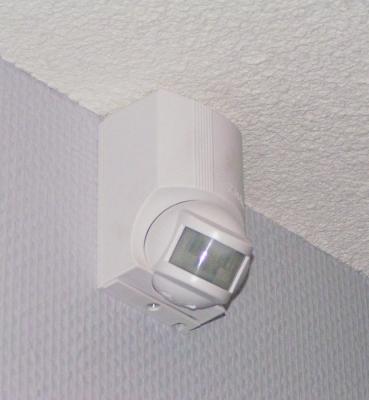 Détecteur automatique d'éclairage