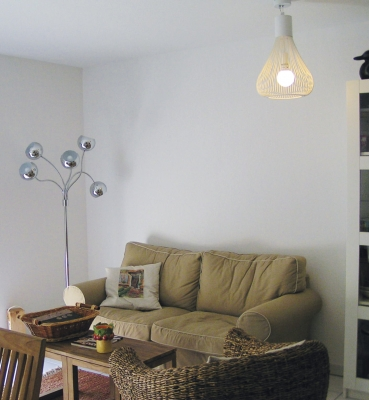 Éclairage appartements Biscarrosse